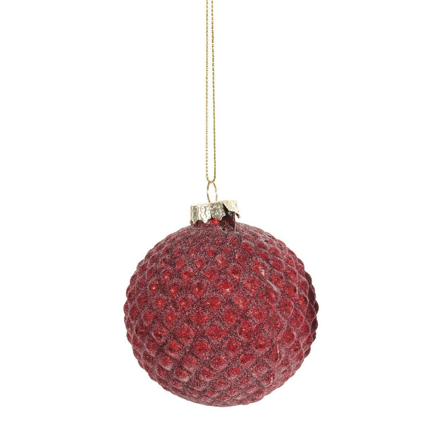Cranberry Red Ornament
