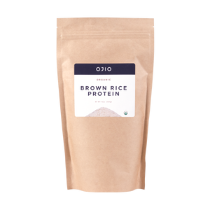 Brown Rice Protein Powder | Organic | Kosher - 16 Oz