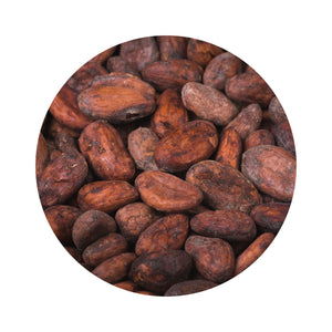 Cacao Beans Peeled | Organic, - 11lB