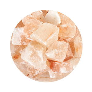 Himalayan Pink Rock Salt | Brining | Cooking | Kosher - 55 lbs