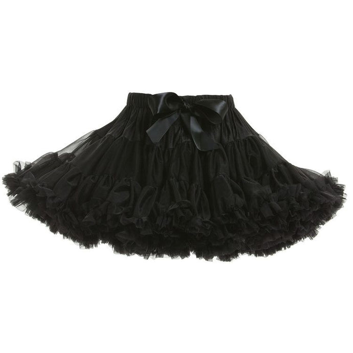 KIDS TUTU SKIRT - True black