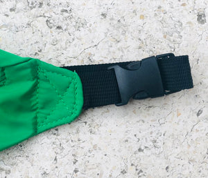 KIDS CUSTOM BUM BAG- GREEN