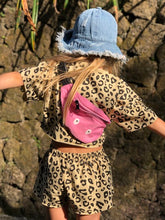 Load image into Gallery viewer, KIDS CUSTOM BUM BAG- PINK