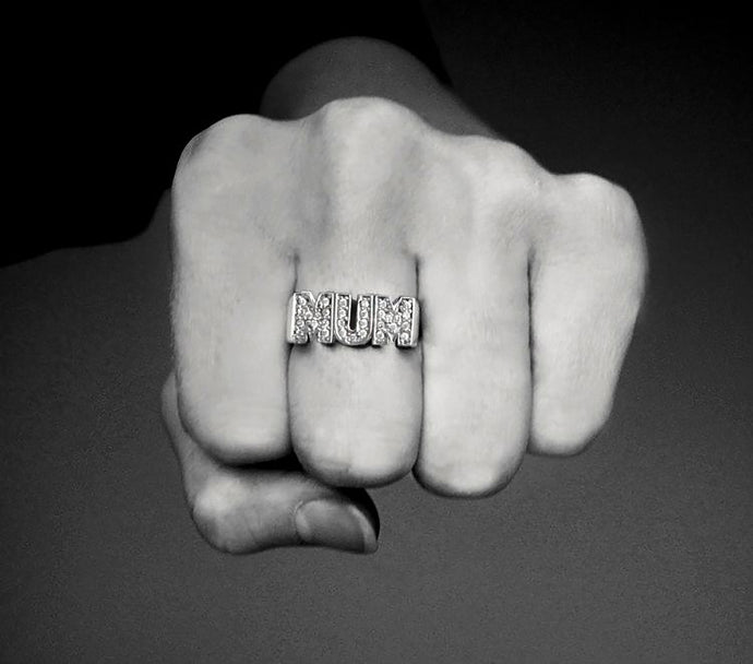 THE BLING MUM RING