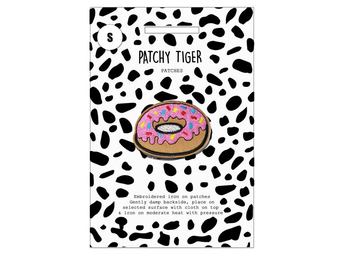PATCH MASCOT ADD ONS- Donut (S)