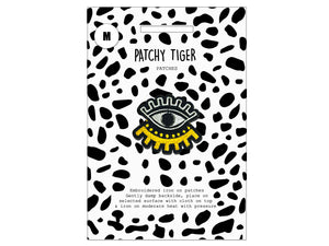 PATCH MASCOT ADD ONS- Egyptian eye (M)