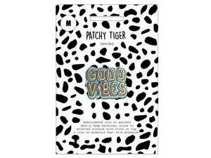 PATCH MASCOT ADD ONS- Good Vibes (M)