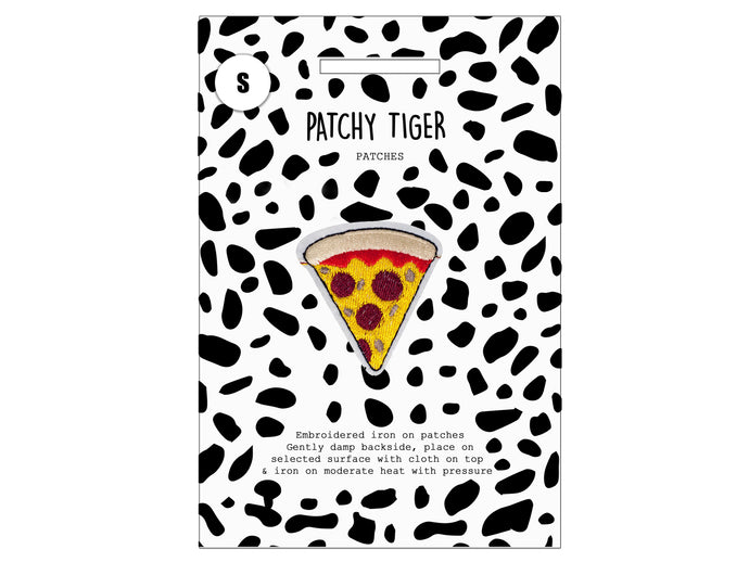 PATCH MASCOT ADD ONS- Pizza slice (S)