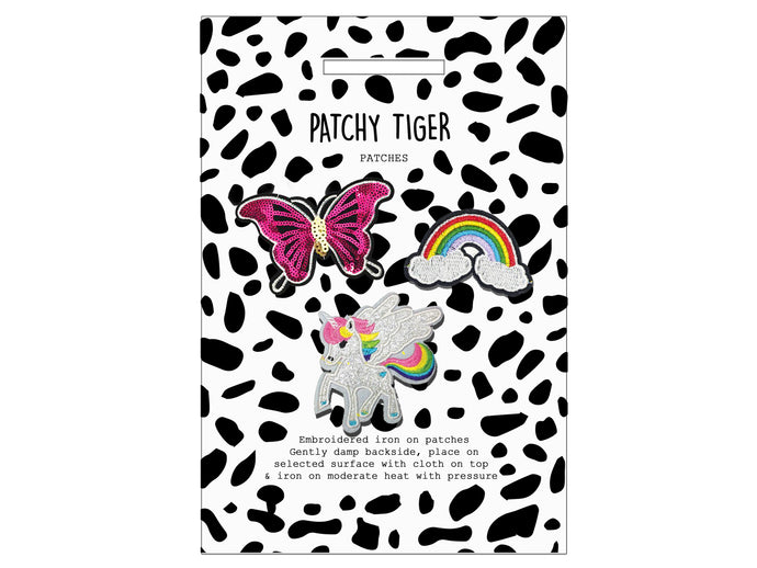 PATCH MASCOT ADD ONS- Pretty Things bundle
