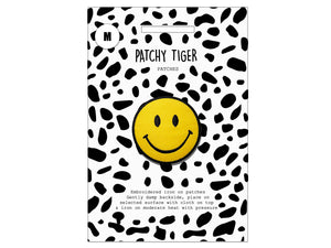 PATCH MASCOT ADD ONS- Smiley (M)