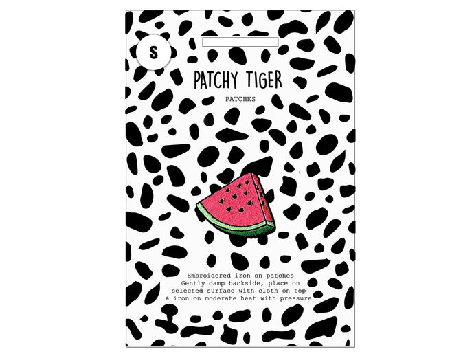 PATCH MASCOT ADD ONS- Watermelon slice (S)