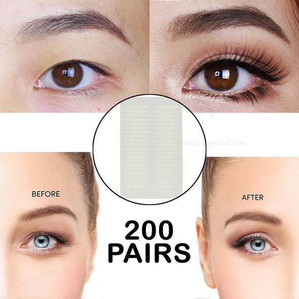 Instant Lift Double Eyelid Sticker (600pcs/Pack)