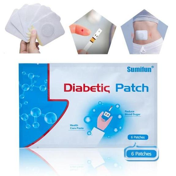 Natural Diabetic Patch (6Pcs/Pack)