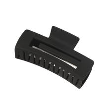 Load image into Gallery viewer, Hair Claw Clip - Matte Black