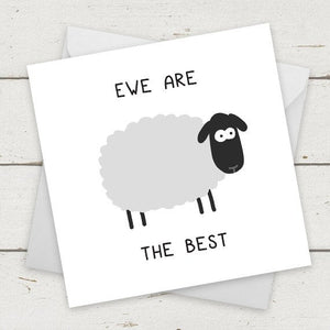 Ewe are the best