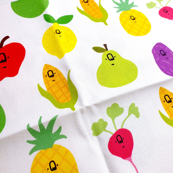 Fruit and Veg - Tea towel
