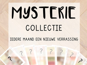 Mystery collection photo June (NO PRE-ORDER)