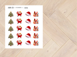 Doodle Stickers Christmas 5056