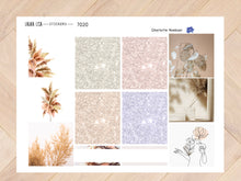 Load image in Gallery view, Jufvlogt general collection romantic 7020 CUSTOM SIZE