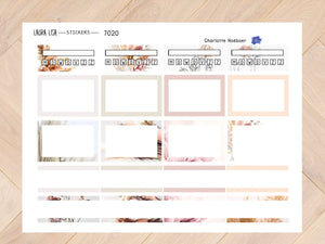 Collection extension set 7020 CUSTOM SIZE