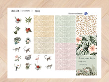 Load image into Gallery view, Jufvlogt general collection botanical 7005