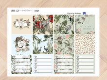 Load image into Gallery view, Jufvlogt Collection (pabo) botanical students 7004