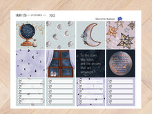 Load image in Gallery view, Jufvlogt Collection Moon ritual teachers 7012