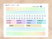 Load image in Gallery view, Jufvlogt Collection (pabo) astrology students 7016