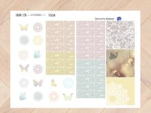 Image load in Gallery view, Jufvlogt general collection mandala / butterflies 7008