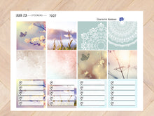 Load image in Gallery view, Jufvlogt Collection (pabo) students mandala / butterflies 7007