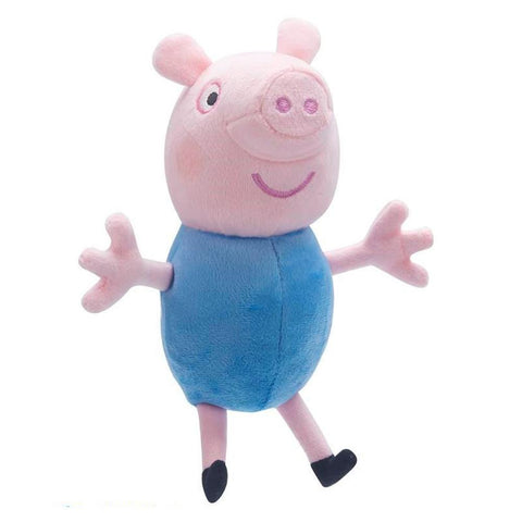 Peppa Pig Supersoft Collectable 16cm George Soft Plush Toy