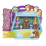 Scooby Doo Mystery Minis 5 Figure Pack Scooby, Shaggy, Dracula, Daphne & Skeleton
