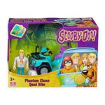 Scooby Doo Mystery Mini Vehicle & Figure Set Phantom Chase Quad Bike