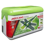 Meccano Junior Toolbox Insect Mania Green Playset