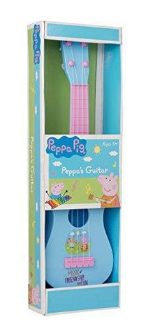 Peppa Pig Acoustic Guitar Toy