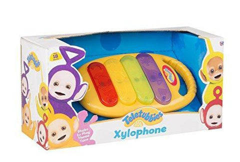 Teletubbies Xylophone Toy With Theme Tune