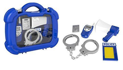 Smart Swat Mission Police Carry Case Set