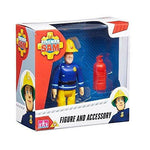 Fireman Sam Figure & Accessory Sam With Fire Extinquisher
