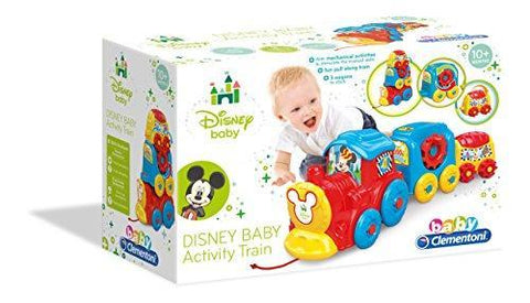 Clementoni Disney Mickey Mouse Disney Baby Activity Train
