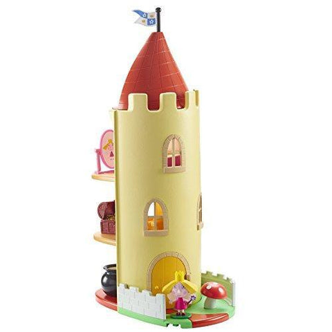 Ben & Holly's Little Kingdom Thistle Castle Playset With Figure & Accessories