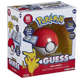 Pokemon Trainer Guess Game Kanto Edition