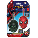 Marvel Spiderman Homecoming Movie Walkie Talkie Set