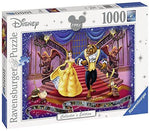 Ravensburger Disney Collector's Edition Beauty & The Beast 1000 Piece Jigsaw Puzzle