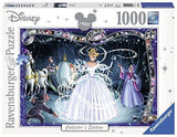Ravensburger Disney Collector's Edition Cinderella 1000 Piece Jigsaw Puzzle