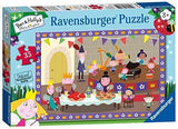 Ravensburger Ben & Holly's Little Kingdom 35 Piece Jigsaw Puzzle