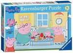Ravensburger Peppa Pig Family Time 35 Piece Jigsaw Puzzle