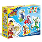 Clementoni Disney Mickey & The Roadster Racers My First Puzzles (30 Piece)