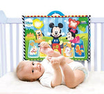 Clementoni Mickey Mouse Baby Mickey Cot Panel With Light