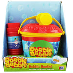 Double Bubble Non Spill Bubble Bucket With Solution