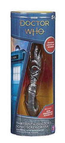 Doctor Who Thirteenth Sonic Screwdriver With Lights & Sounds